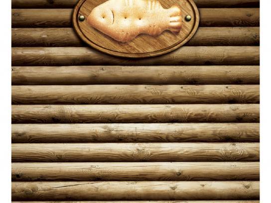 Aquafresh Print Ad -  Fish