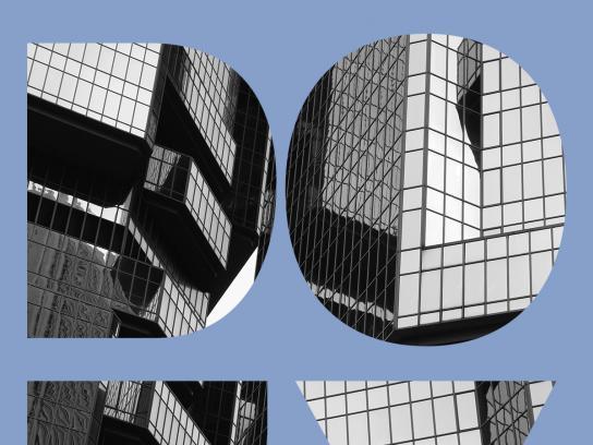 Design Museum Print Ad - Beazley Designs - Architecture