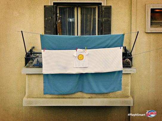 Bonux Print Ad -  Argentina