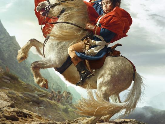Poste Italiane Print Ad - Napoleon