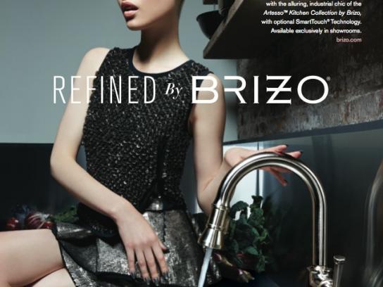 Brizo Print Ad -  Artesso