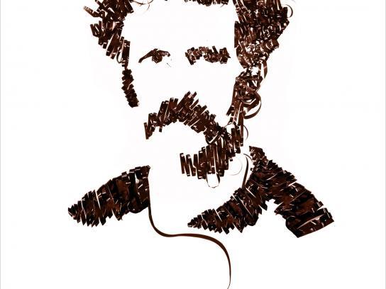 Fingerprint Audio Books Print Ad -  Listen to the storyteller, 3