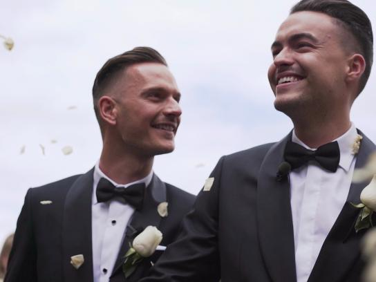 Australian Marriage Equality Film Ad - For Every Bachelor and Bachelorette