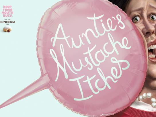 Sonheria Dulca Print Ad - Auntie
