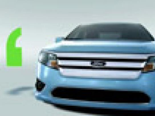 Ford Film Ad -  Hybrid
