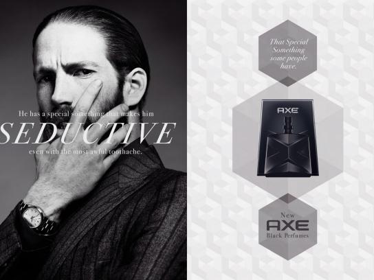 Axe Print Ad -  Seductive