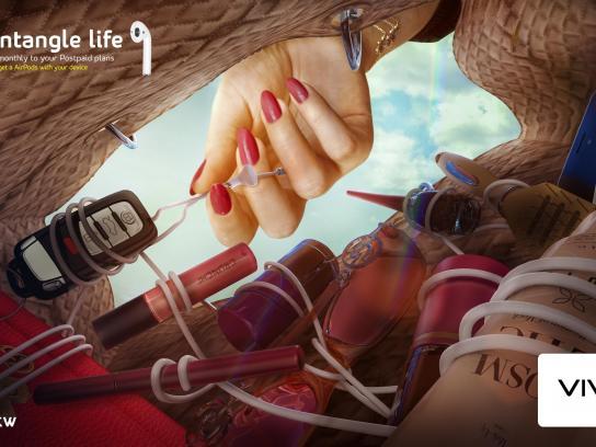 VIVA Print Ad - Disentangle Life