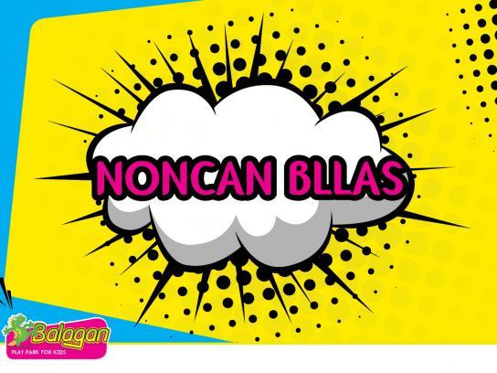 Balagan Print Ad - Cannon Balls