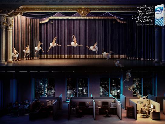 Saudia Outdoor Ad -  Ballet