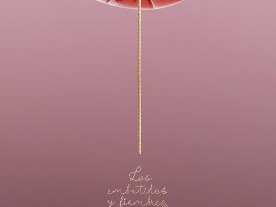Sofía Print Ad - Balloons
