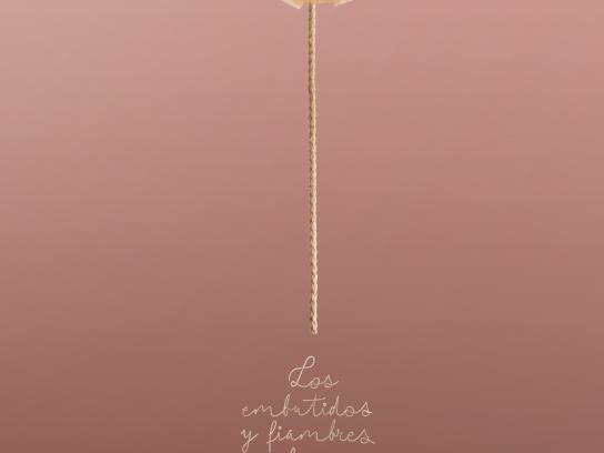 Sofía Print Ad - Balloons, 2