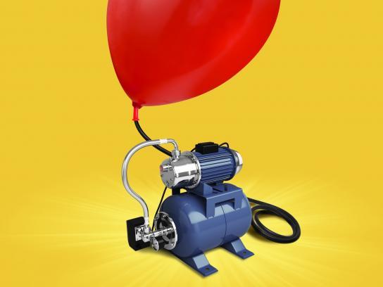 Beefie Print Ad -  Balloon