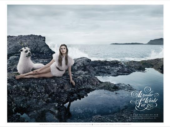 WWF Print Ad -  Bamboseal