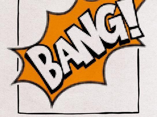 AdPrint Print Ad -  Bang