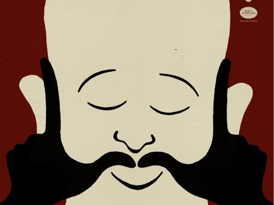 The Art of Shaving Print Ad -  Barber Spa, 5