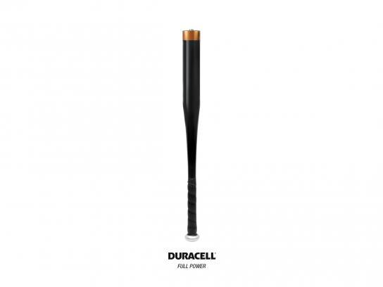 Duracell Print Ad - Baseball