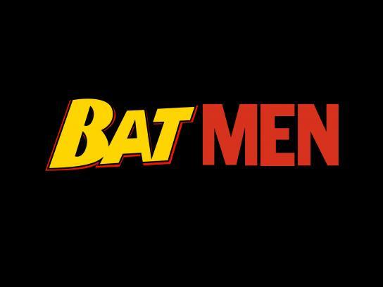 Netflix Print Ad - Batmen