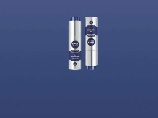 Nivea Print Ad -  Battery
