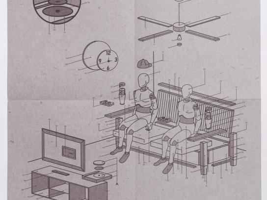 Bauker Print Ad - Console