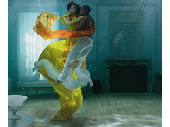 Kusmi Tea Print Ad -  The beauty of blends, BB Detox