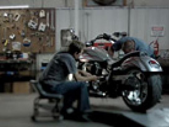 BCBS Film Ad -  Motor