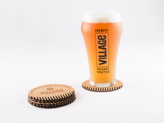 Village Brewery Direct Ad -  The Village Beardster