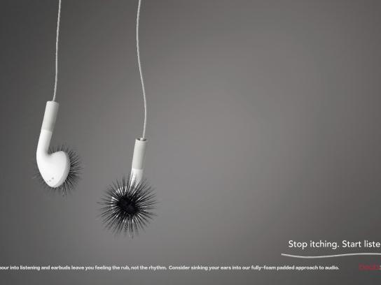 Beats by Dre Print Ad - Urchin