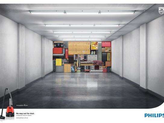 Philips Print Ad -  Bedroom