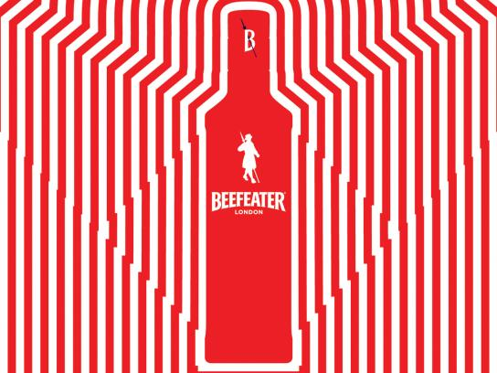 Beefeater Outdoor Ad - Gin