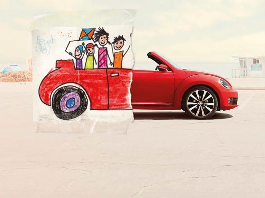 CarShop.co.za Print Ad -  Beetle