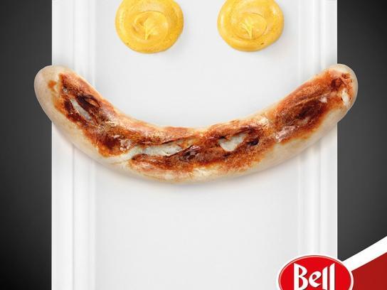 Bell Print Ad -  Winner