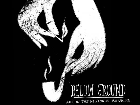 Below Ground Outdoor Ad -  Smoking
