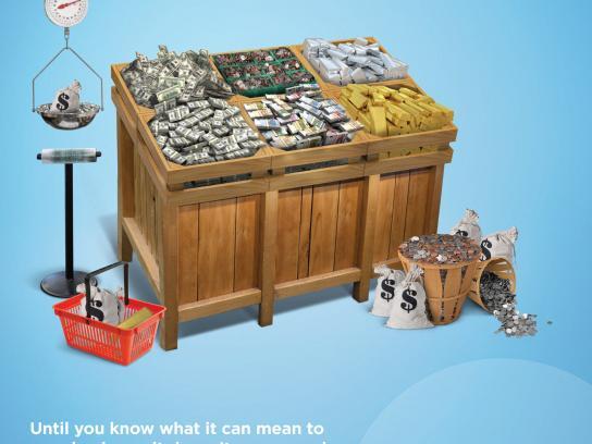 Beneficial Bank Print Ad -  Money market