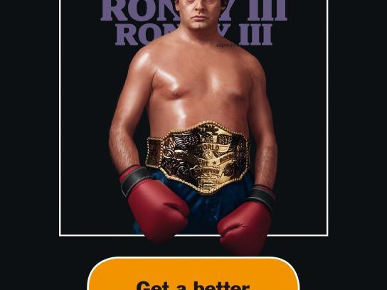 Karlstads Stadsnät Print Ad -  Rocky