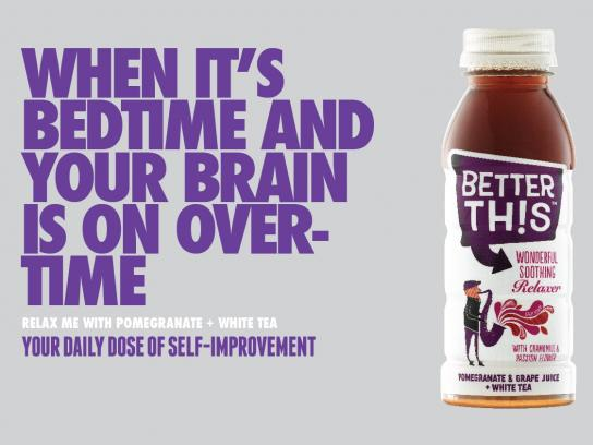 Better This Print Ad -  Bedtime