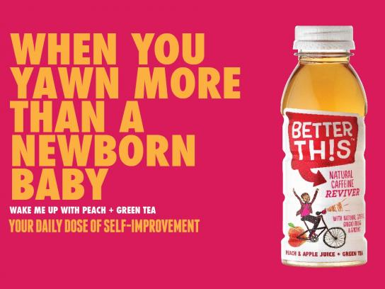 Better This Print Ad -  Baby