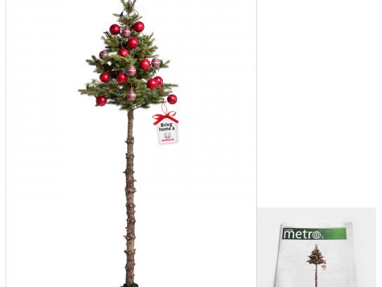 Honda Print Ad -  Tree