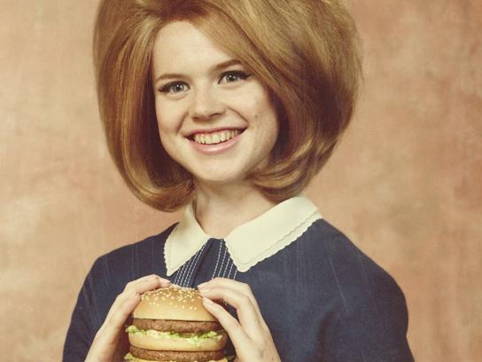 McDonald's Print Ad - Timeless Big Mac, 1
