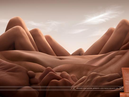 Dollar Shave Club Digital Ad - Bodyscapes, 3