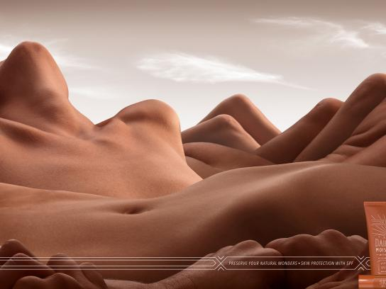 Dollar Shave Club Digital Ad - Bodyscapes, 2