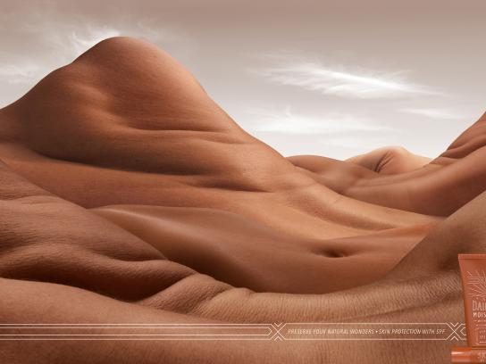 Dollar Shave Club Digital Ad - Bodyscapes, 1