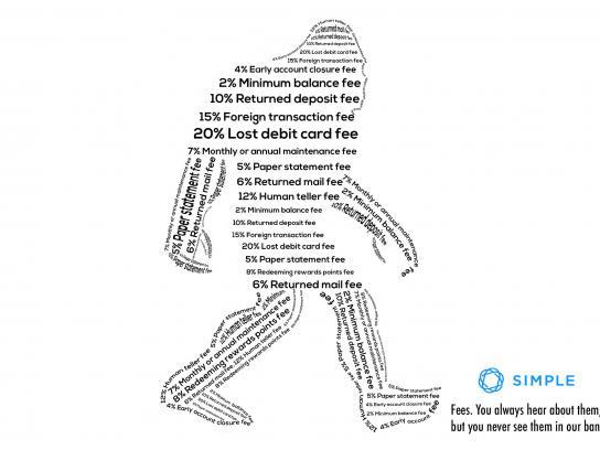 Simple Print Ad - Bigfoot