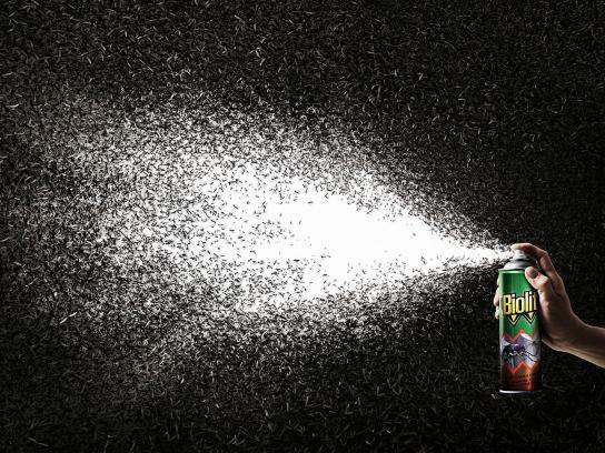 Biolit Print Ad -  Mosquitos