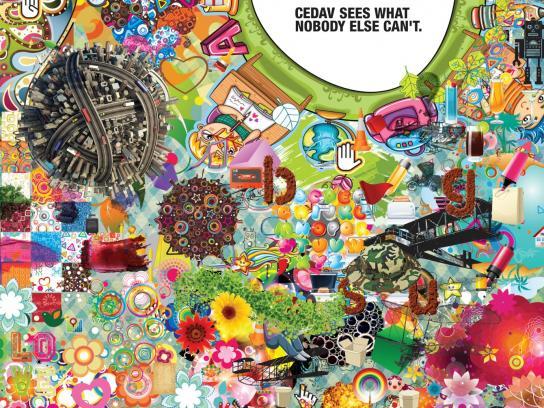 CEDAV Print Ad -  Bird