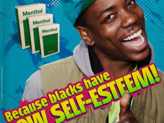 truth Outdoor Ad -  Blacks