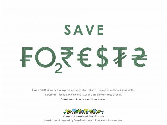 International Day of Forests - Save Forests