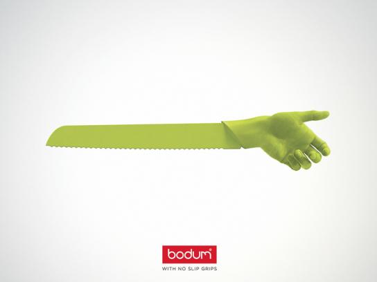 Bodum Print Ad -  Blade