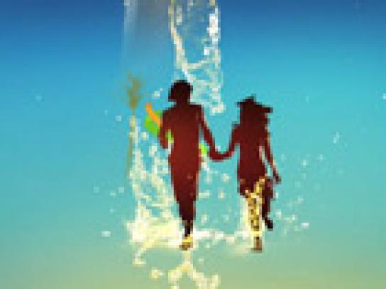 Bud Light Film Ad -  The summer state of mind