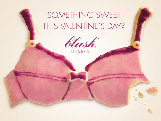 Blush Print Ad -  Sweet