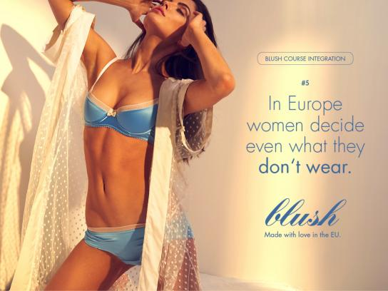 Blush Outdoor Ad - #5